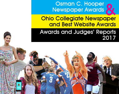 Hooper Award and Collegiate Competition winners