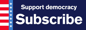 Support Democracy Subscribe
