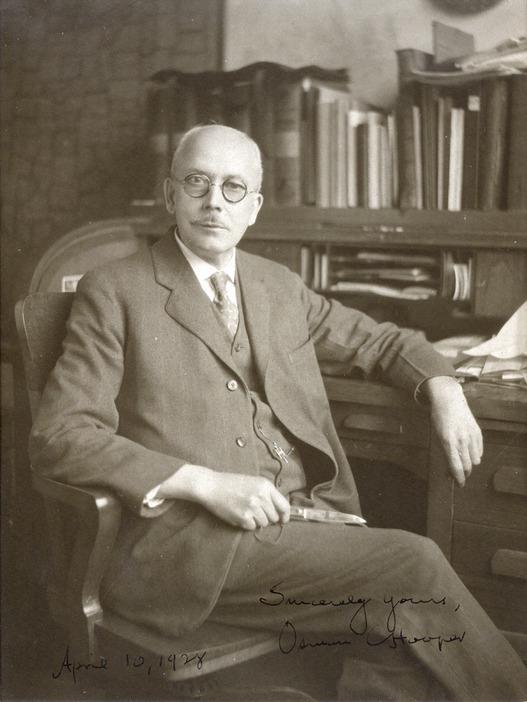 Osman C Hooper