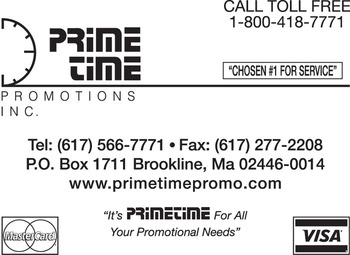 Prime Time Promotions Inc