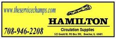 Hamilton Circulation Supplies